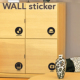ウォールステッカー / ボックスアイテム